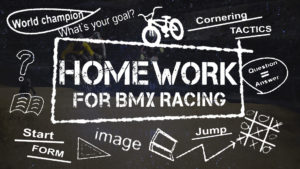 HOMEWORK for BMXRACING
